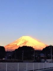 Mt.Fuji 富士山 12/18/2014