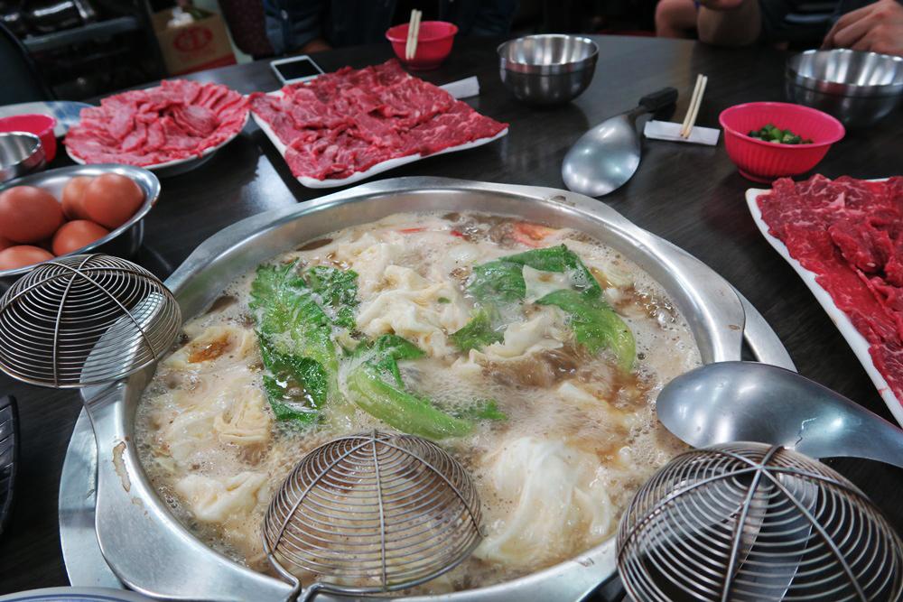 隆賓汕頭火鍋