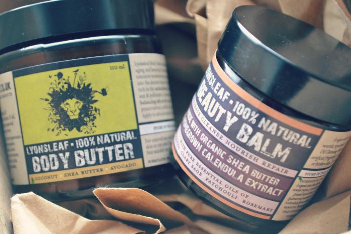 lyonsleaf body butter beauty balm