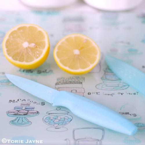 Duck Egg Blue Kitchen Knife Torie Jayne