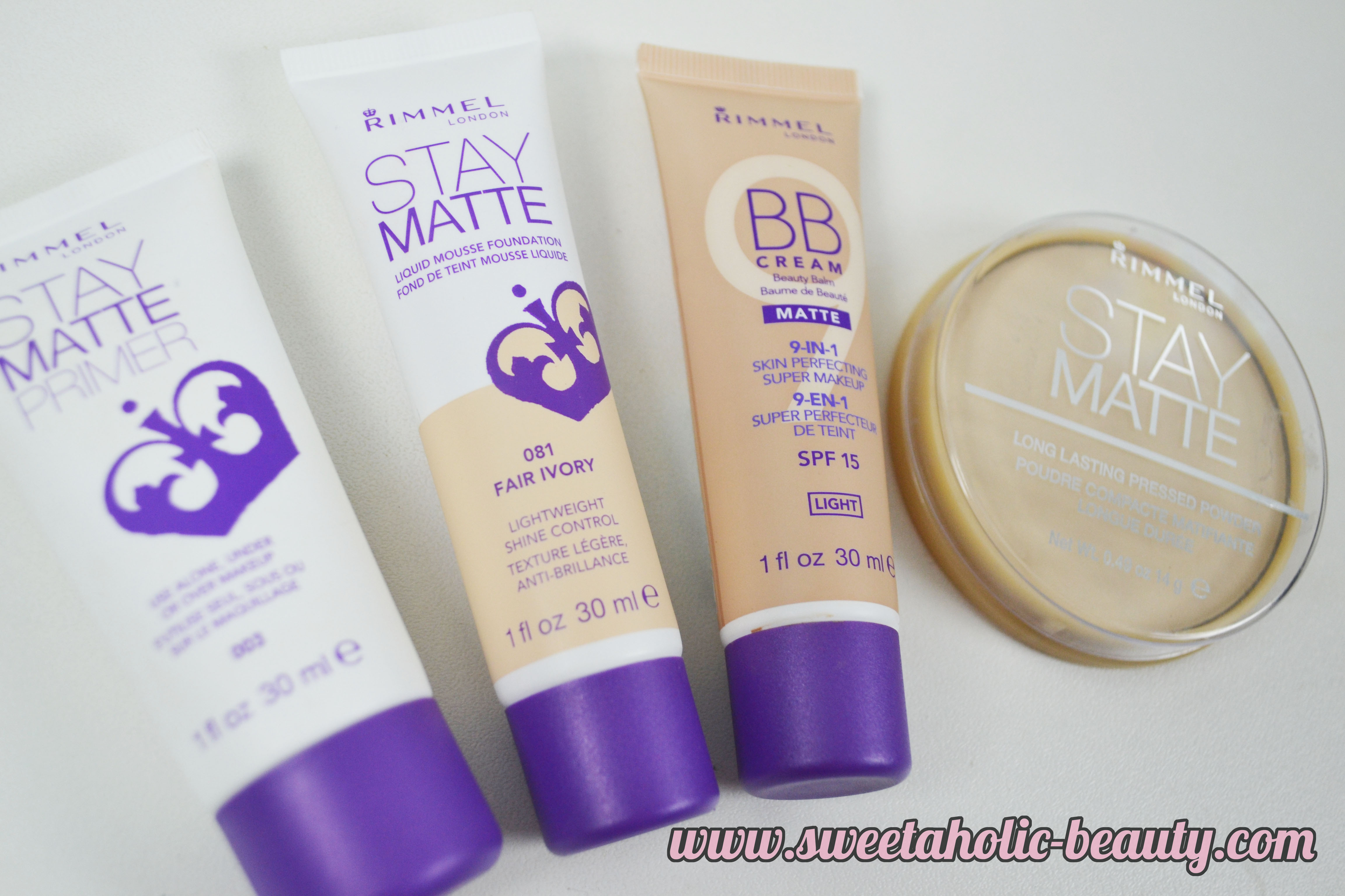 Rimmel London, Rimmel London Stay Matte