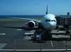 Just landed in St-Denis, Reunion Island