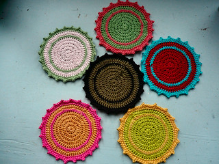 Colourful Coasters