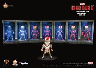 「野獸國玩具」推出多款KIDS NATIONS 鋼鐵人配件包