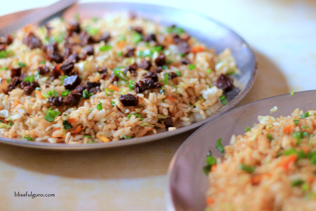 Nepal Food Fry Rice