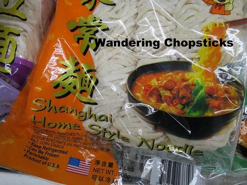Uzbek Lagman (Lamb Noodle Soup) 13