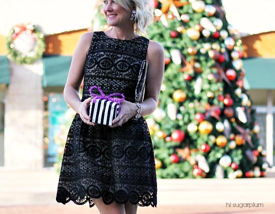 Hi Sugarplum | Holiday Party Style
