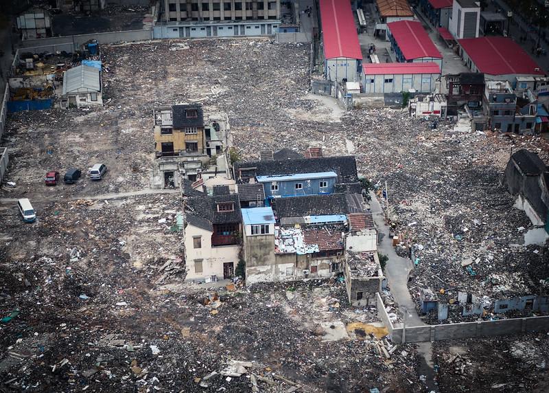 The remains of Fuchun Nong