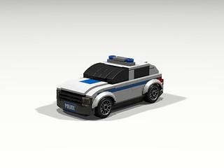 Lego 7236 Overhaul