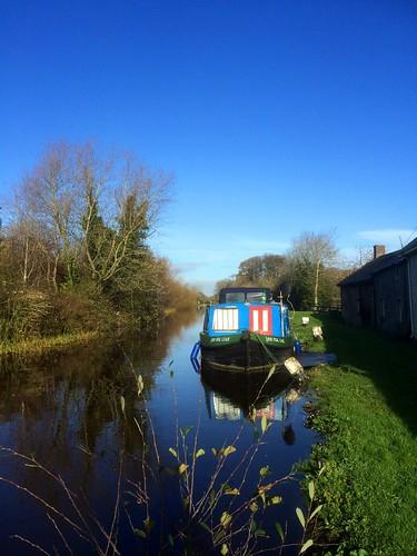 Levitstown Lock, River Barrow
