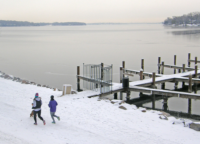 Very early, winter runners