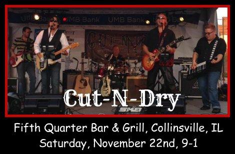 Cut-N-Dry 11-22-14