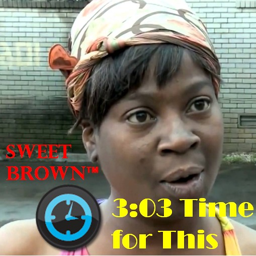sweet brown album cover