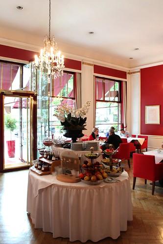 Dica de hotel em Berlim | Savoy Hotel Berlin