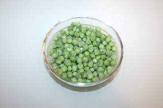 12 - Zutat Erbsen / Ingredient peas