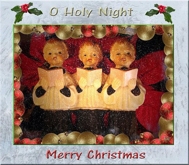 ~ O Holy Night ~