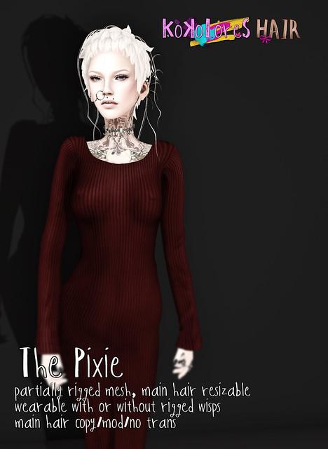 KoKoLoReS: The Pixie