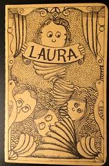 Laura's Moleskine Cahier