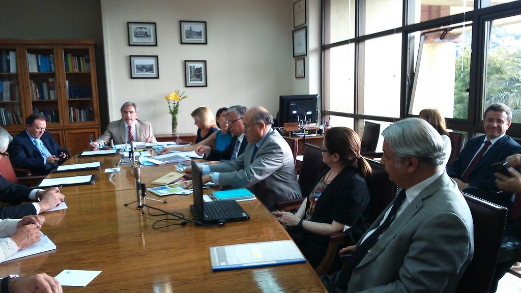 AFSAG en Comisión de Agricultura del Senado - 09 Diciembre 2014