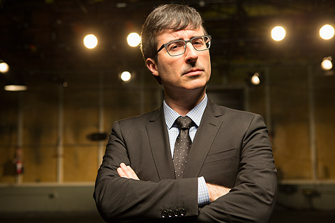 Last Week Tonight with John Oliver - favorite new TV show of 2014 by freshfromthe.com