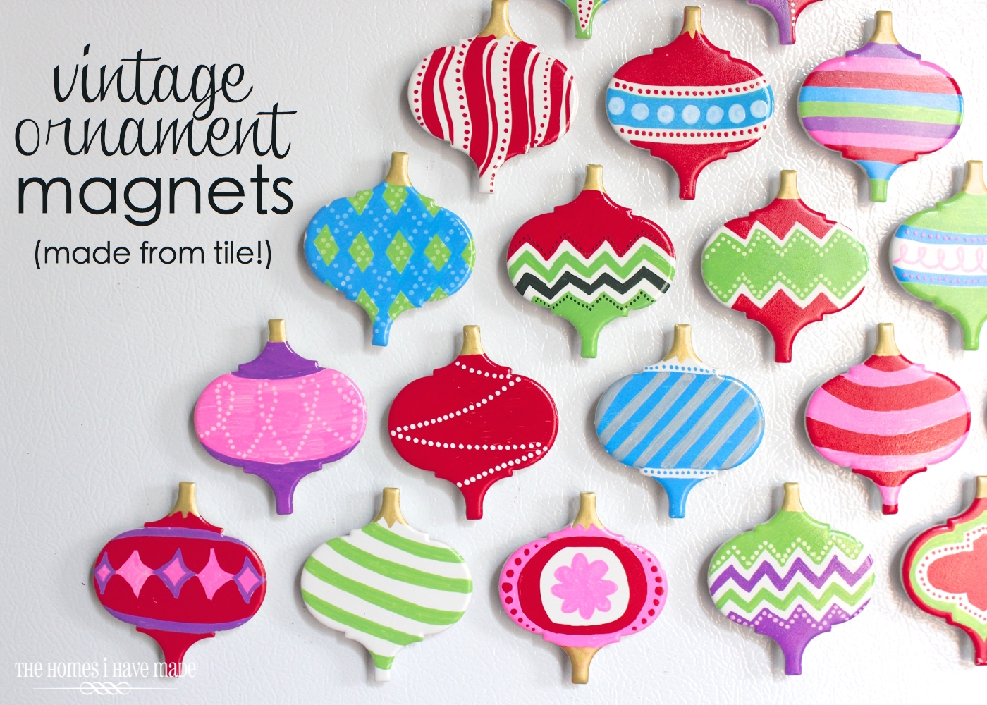 Vintage Ornament Magnets-012