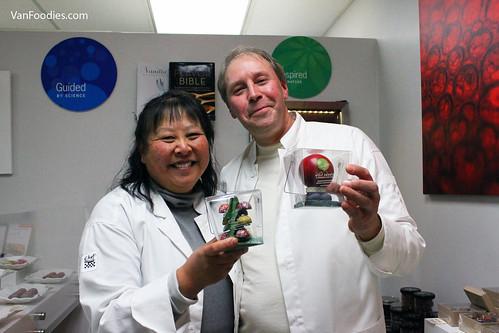 Dominique & Cindy Duby