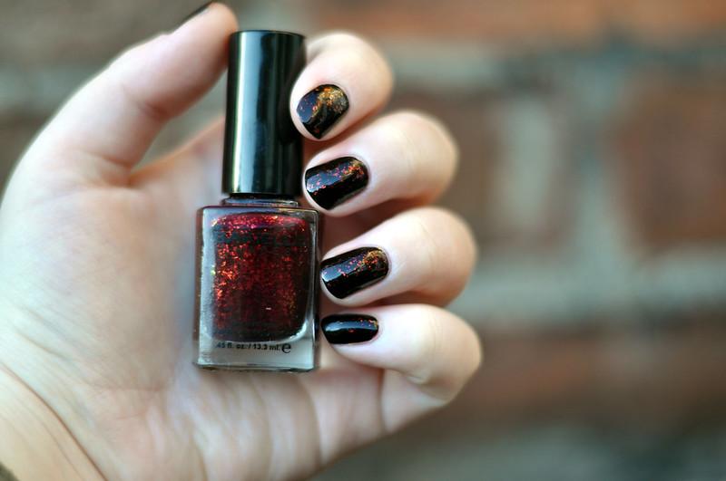 notd barielle elles spell nail polish rottenotter rotten otter blog 3