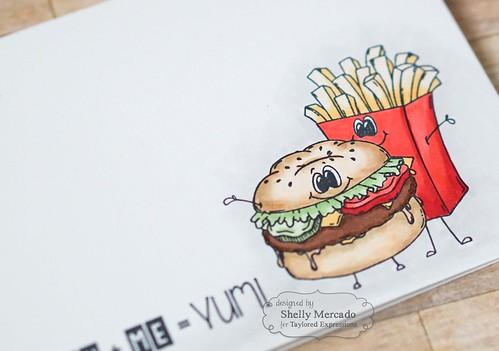 Perfect Pairs Burger & Fries