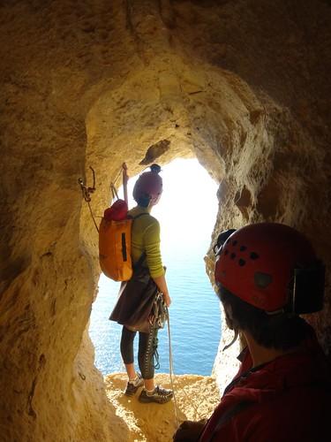 rando vertige grotte du pendule