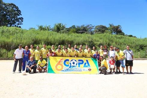6ª Copa de Futebol de Campo dos Metalúrgicos (Times em Formação) 6