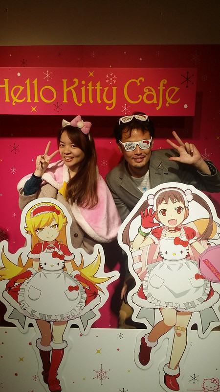 shibuya hello kitty cafe 3