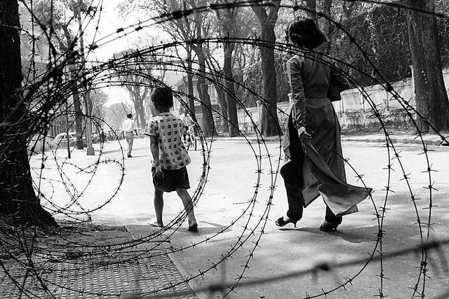 SAIGON 1968 - Đường Pasteur, phía xa là ngã tư Pasteur-Lê Thánh Tôn