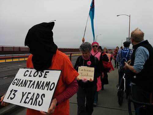 A Peace March on the Golden Gate