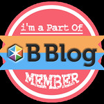 B Blog Badge