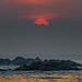 Sunrise at Polhena Sri Lanka  #1 by udithawix