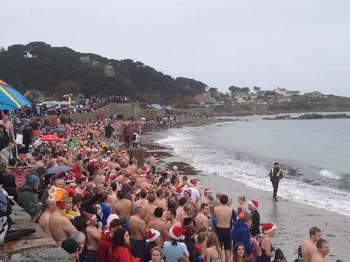 Boxing Day Swim