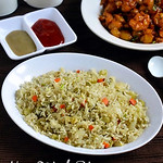 Veg fried rice recipe in rice cooker