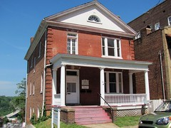 William Diuguid House, Lynchburg, Virginia