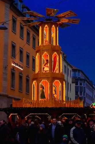 Wurzburg Xmas Market
