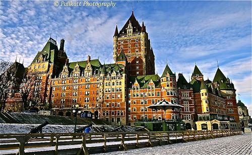 Quebec City / Ville de Québec / Ciudad de Quebec