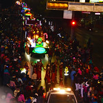 Desfile Navideño Saltillo, Coahuila 2014