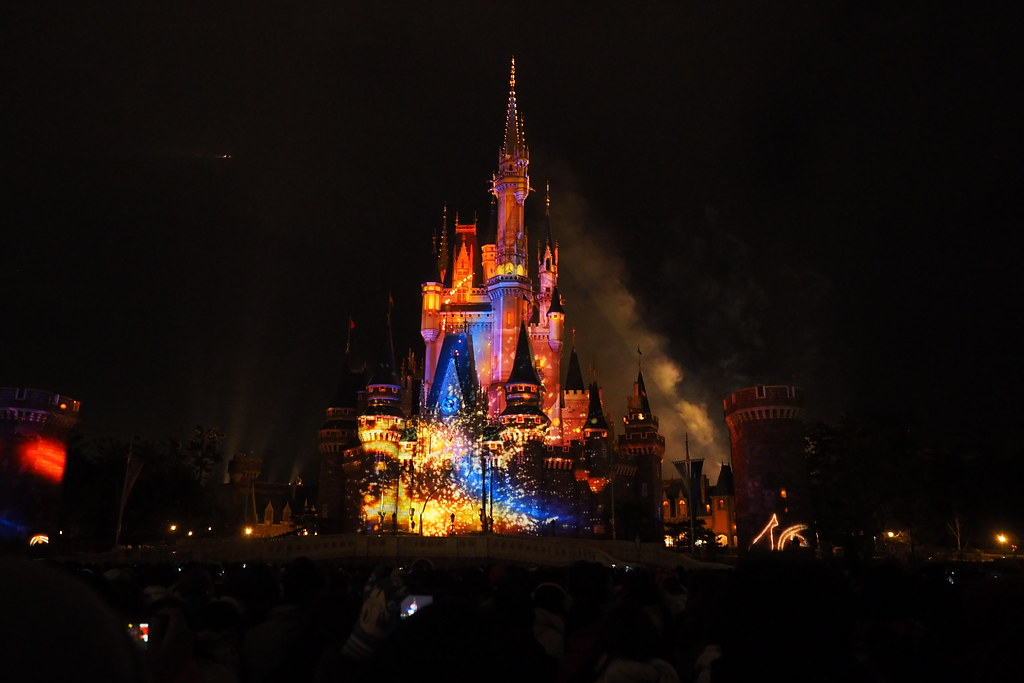 Once Upon a Time, Tokyo Disney Land