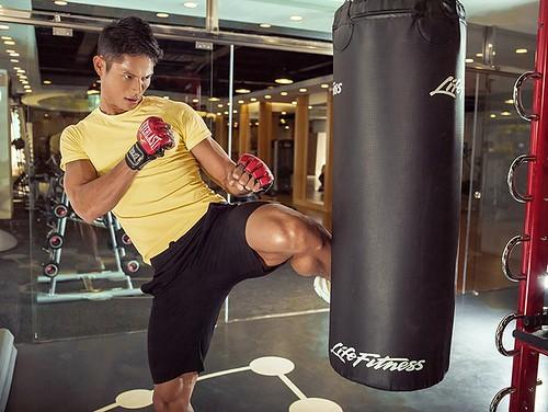 chàng trai vàng Taekwondo2
