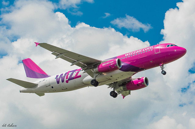 Wizz Air - HA-LWM