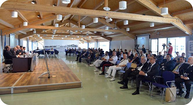 Cartagena acoge desde ayer el Congreso Marítimo Nacional