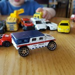 1:365 My day wouldn't be complete without playing cars