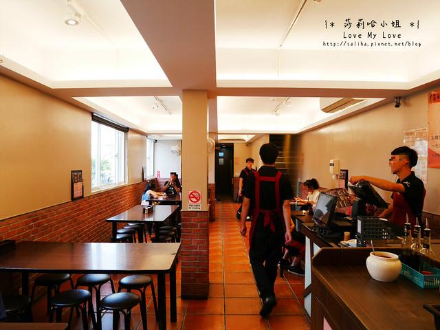 淡水捷運站附近餐廳美食黑殿排骨飯 (19)