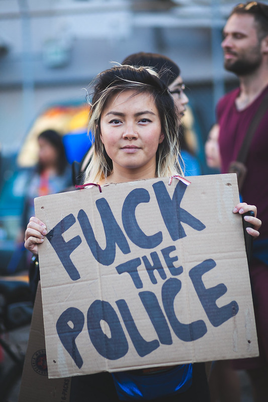 Asians and Pacific Islanders @ Trans March 2016