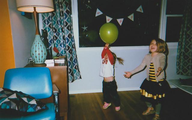 Elise Cordelia balloon