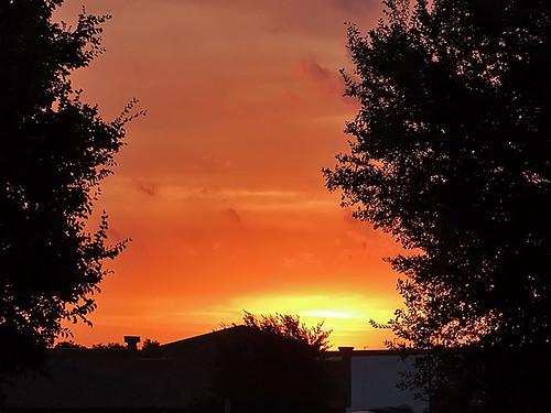 justin sky nature sunrise landscape texas